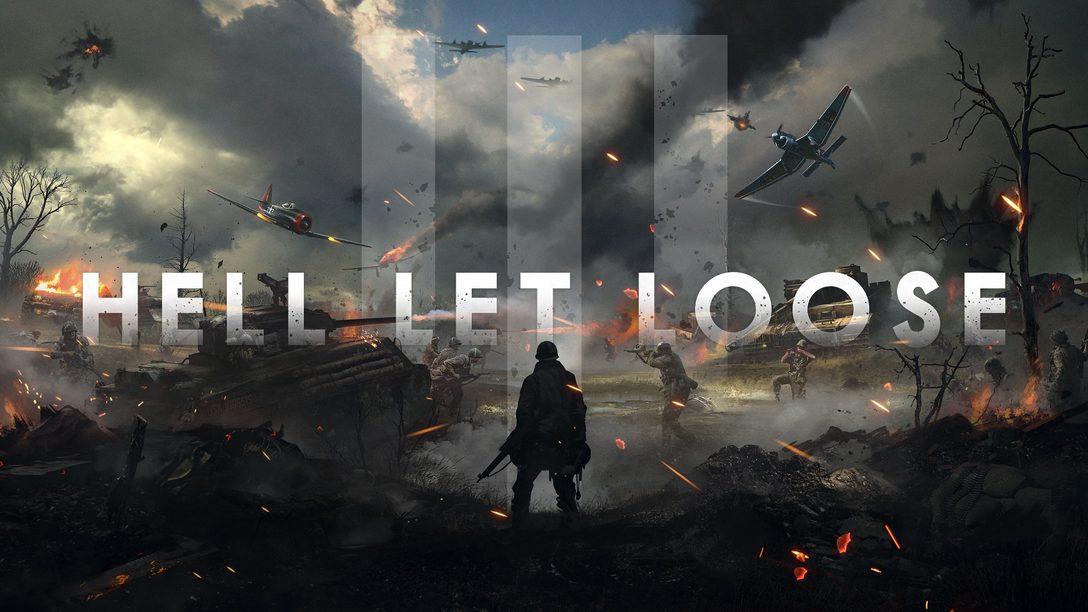 在《Hell Let Loose》裡體驗戰爭的殘酷現實