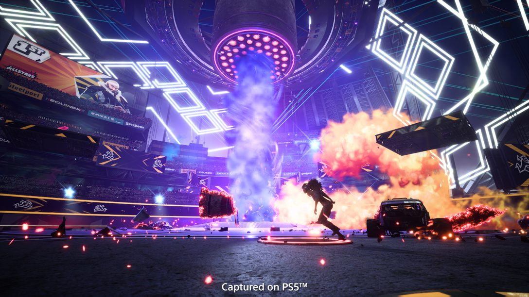 《Destruction AllStars》新遊戲模式登場
